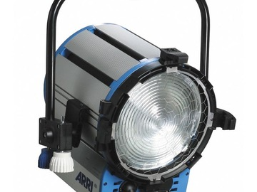 Rent: ARRI | FRESNEL COMPACT | HEAD | 5000W | TUNGSTEN | 5K