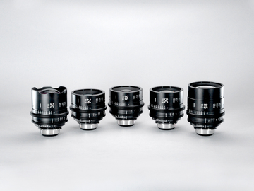 Sigma Cine FF High Speed Primes 20, 24, 35, 50, 85 PL Mount