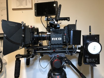Rent: RED EPIC-X 5K BARTECH PACKAGE