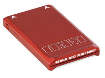 RED MINI MAG 2x 480gb, 1x512 gb ssd