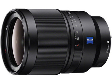 Rent: Sony Distagon T* FE 35mm f/1.4 ZA Lens