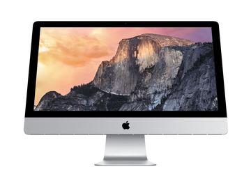 "Rent: DIT Workstation: 27"" iMac"