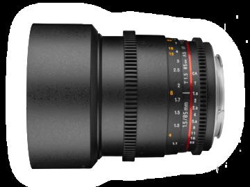 Rent: Rokinon Cine 85mm T1.5