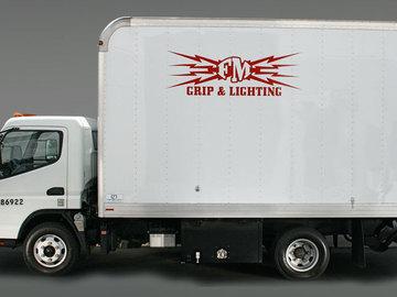 Rent: Prestine 2-Ton Grip Truck w/Lift Gate **Special Price