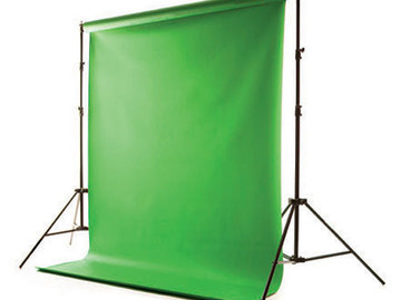 Rent: Savage Port-A-Stand/Vinyl Kit (Chroma Green)