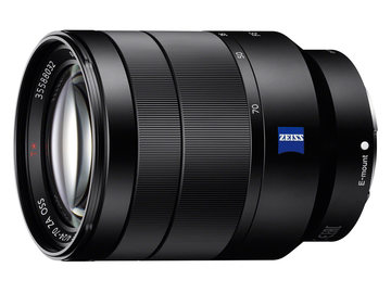 Sony Vario-Tessar T* FE 24-70mm f/4 ZA OSS