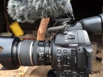 Rent: Canon C100 MK2 W/Canon 17-55 f2.8 EF-S Lens