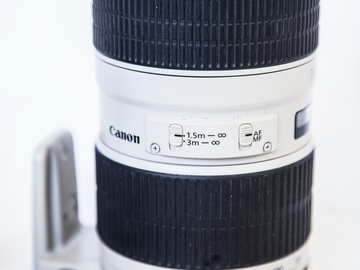 Rent: Canon EF 70-200mm f/2.8 L USM