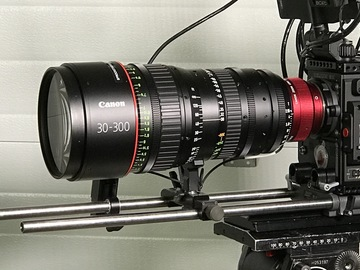 Rent: Canon 30-300 Cine Zoom EF Mount