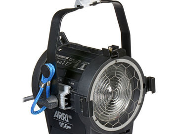 Rent: ARRI | FRESNEL | 650W | HEAD | TUNGSTEN