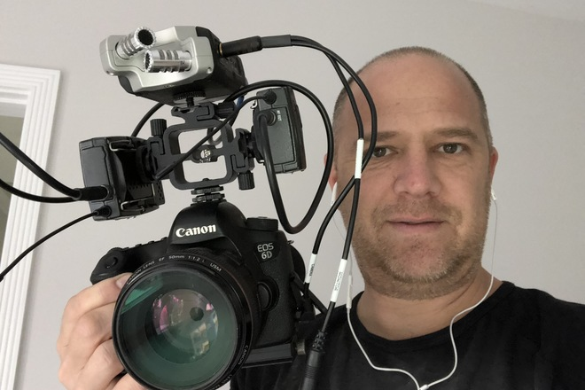 Rent a H6 Zoom Recorder with 3 Wireless LAV Sennheiser LAVS | ShareGrid Los  Angeles