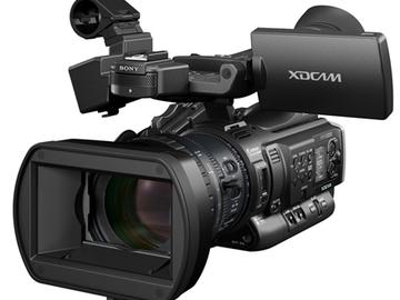 Rent: Sony PMW-200