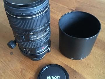 Rent: Nikon AF-S Nikkor 80-400mm f/4.5-5.6G ED VR