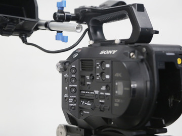 Rent: Sony PXW-FS7 Package w/ Metabones (2 of 2)