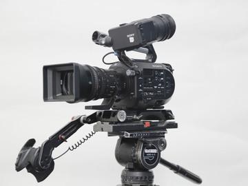Rent: Sony PXW-FS7 plus Sony 28-135