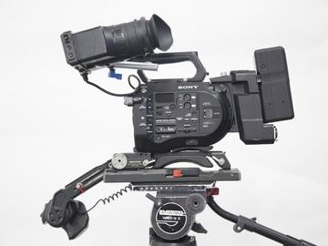 Rent: Sony FS7 package w/ XDCA