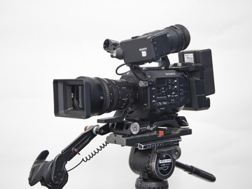 Rent: Sony FS7 package w/ XDCA and 28-135 zoom lens
