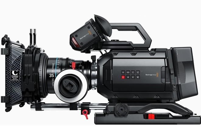 complete kit Blackmagic URSA Mini 4.6K