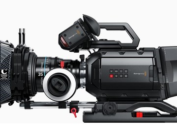 Rent: complete kit Blackmagic URSA Mini 4.6K