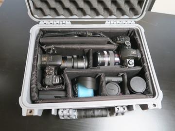 Panasonic Lumix GH5 + GH4 + 3 lens kit