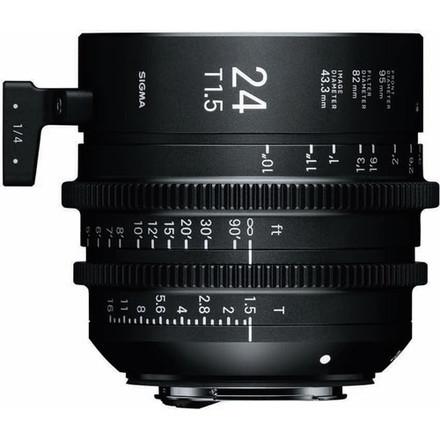 Sigma Prime Lens Kit - Set of 3