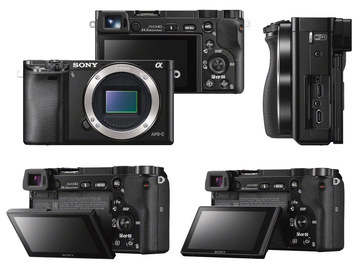 Rent: Sony Alpha a6000 Gear Package
