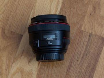Rent: Canon EF 50mm f/1.2 L USM