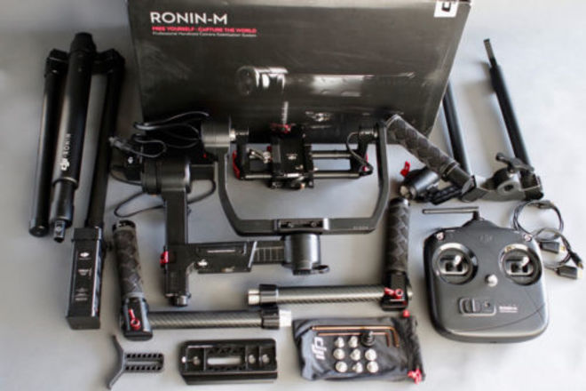 DJI Ronin M kit