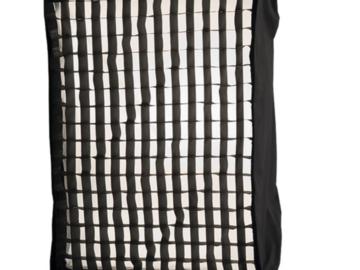 """Chimera Medium (36 x 48"""") Softbox + 40 Degree Grid"""