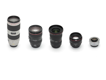 Rent: GREAT Canon L Series Lens Package!!!