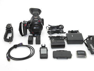 Rent: ULTIMATE Canon C100 Mark II and Lens Kit