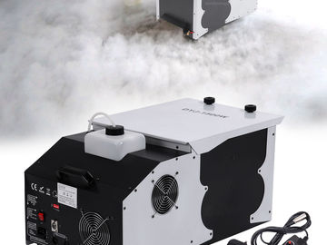 1500W Remote Control Low Lying Fog Machine