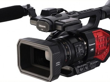 Rent: Panasonic DVX-200
