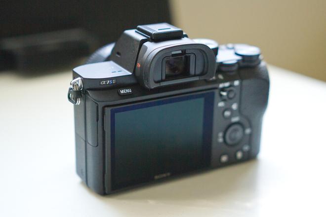 Sony A7s Mk ii w/ Canon L Lens