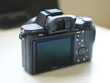 Rent: Sony A7s Mk ii w/ Canon 24-105 f4L