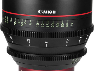 Rent: Canon CN-E 50mm