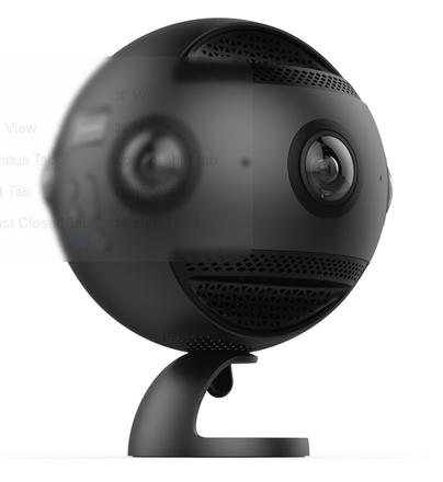 8K Insta360 Pro