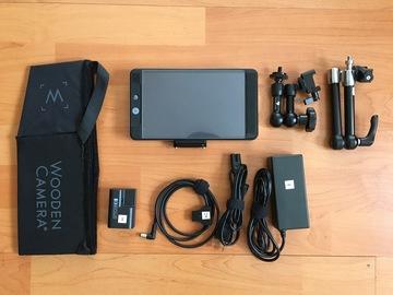 Rent: SmallHD 702 Bright Monitor kit