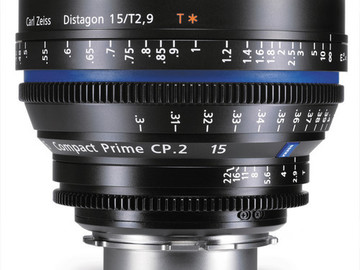 Rent: Zeiss CP.2 21mm T2.9 (1 of 2)