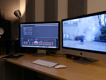 Rent: Avid Media Composer and  Final Cut Pro Editing Suites