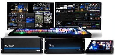 Tricaster 855 Live Production System