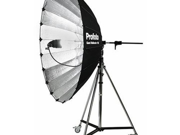 Rent: PROFOTO | GIANT 180 PARABOLIC UMBRELLA | KIT