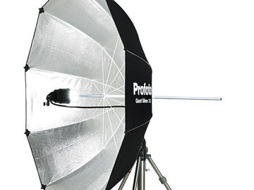 Rent: PROFOTO | GIANT 210 SILVER UMBRELLA | KIT