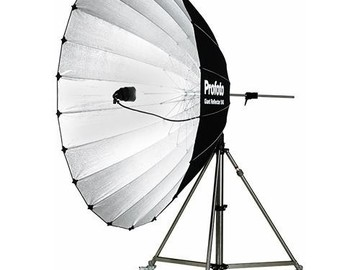 Rent: PROFOTO | GIANT 240 SILVER UMBRELLA | KIT