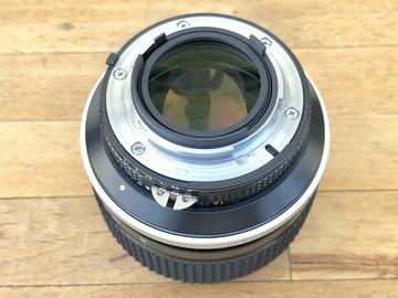 Super Speed Nikkor 85mm f1.4 AIS Prime Lens