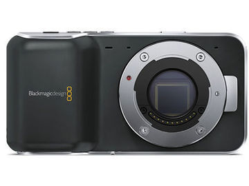 Rent: Blackmagic Design Pocket Cinema Camera
