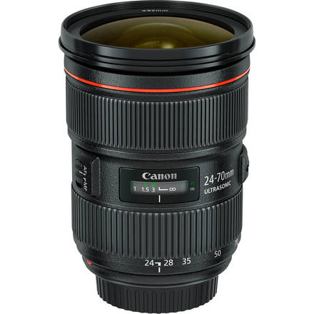 Canon EF 24-70mm f/2.8 L II USM