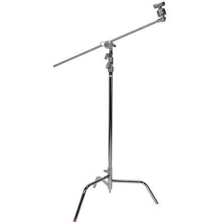 "Matthews 40"" C-stand w/ Turtle Base and Arm"