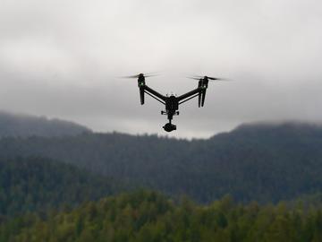 DJI Inspire 2 Quadcopter with X7 Camera