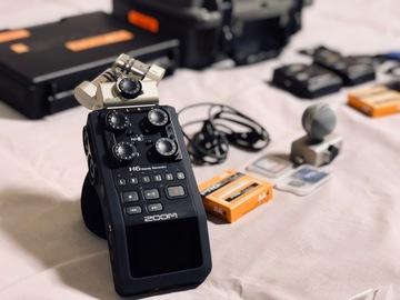 Rent: Zoom H6 Portable Recorder